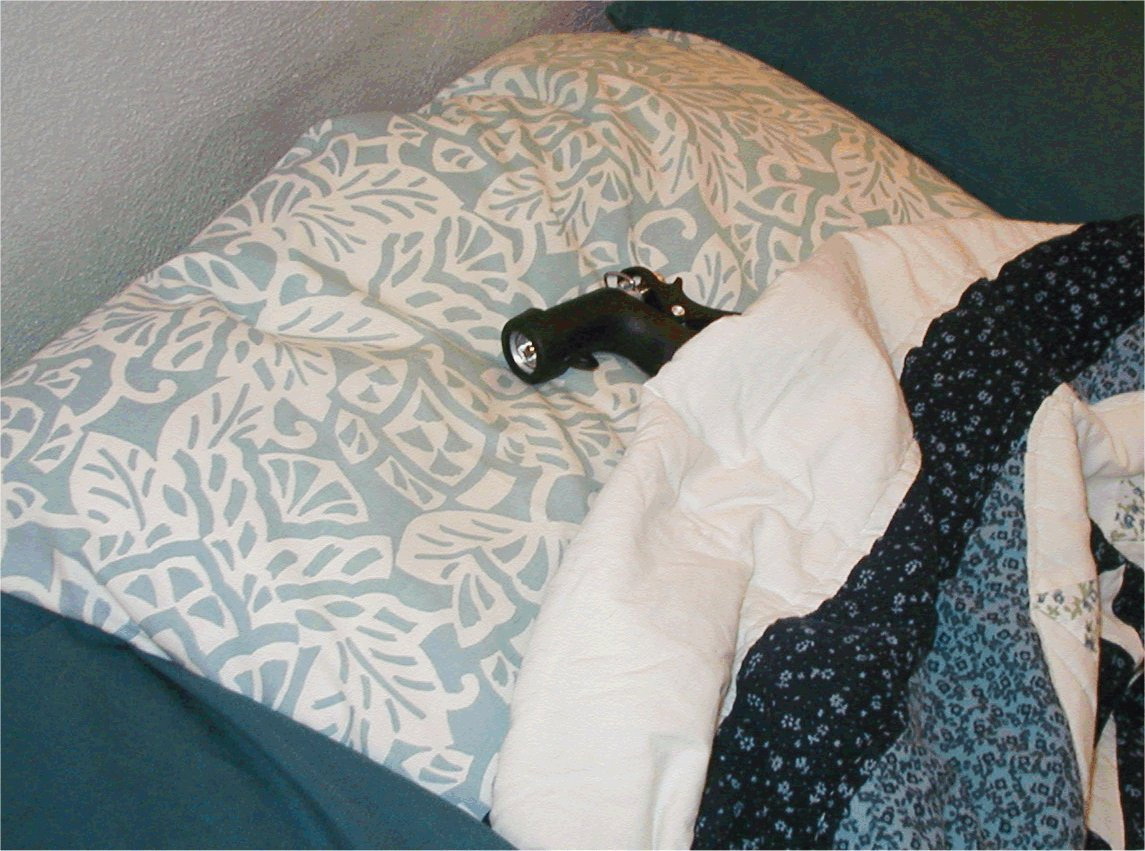 Lawrence Sleeps In